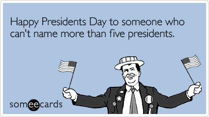 Presidents day Whatsapp Messages 2015