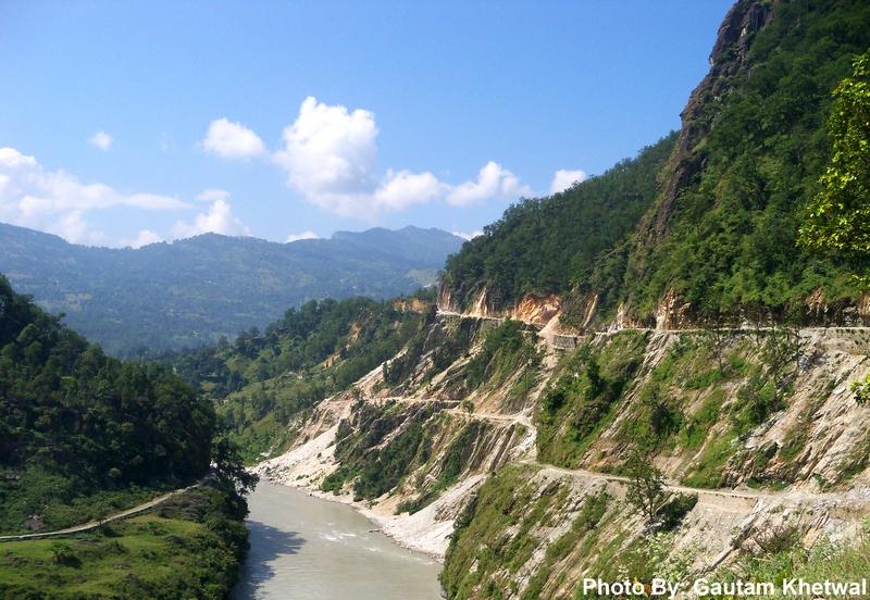 Uttarakhand Devbhoomi: Roads in Uttarakhand