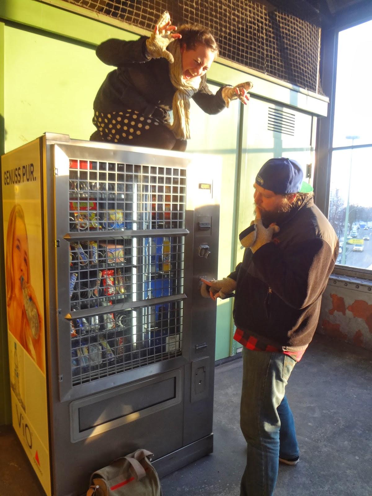 Drinking Tour of the Berlin U-Bahn