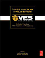VES Hanbook of Visual Effects cover