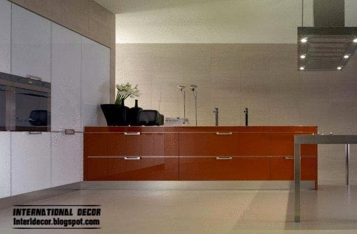 MDF Kitchen Cabinets And Drawers