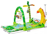New 3 IN 1 Baby Playmat,RM120 Free Postage!!!