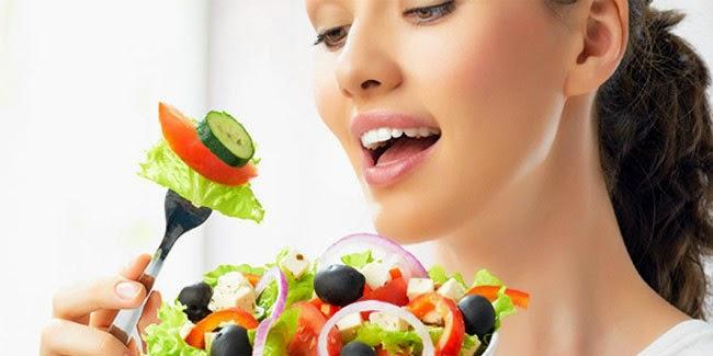 Kesehatan : Jenis makanan  Vegetarian untuk Diet