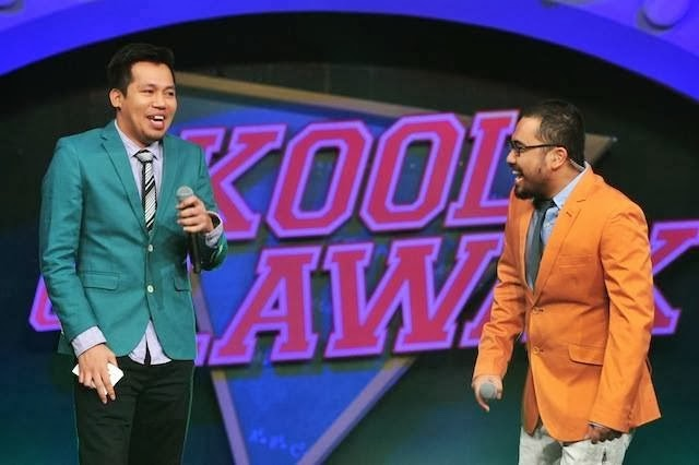 LIVE STREAMING SKOOL OF LAWAK 2014 UJIAN MINGGU KE4 ASTRO WARNA