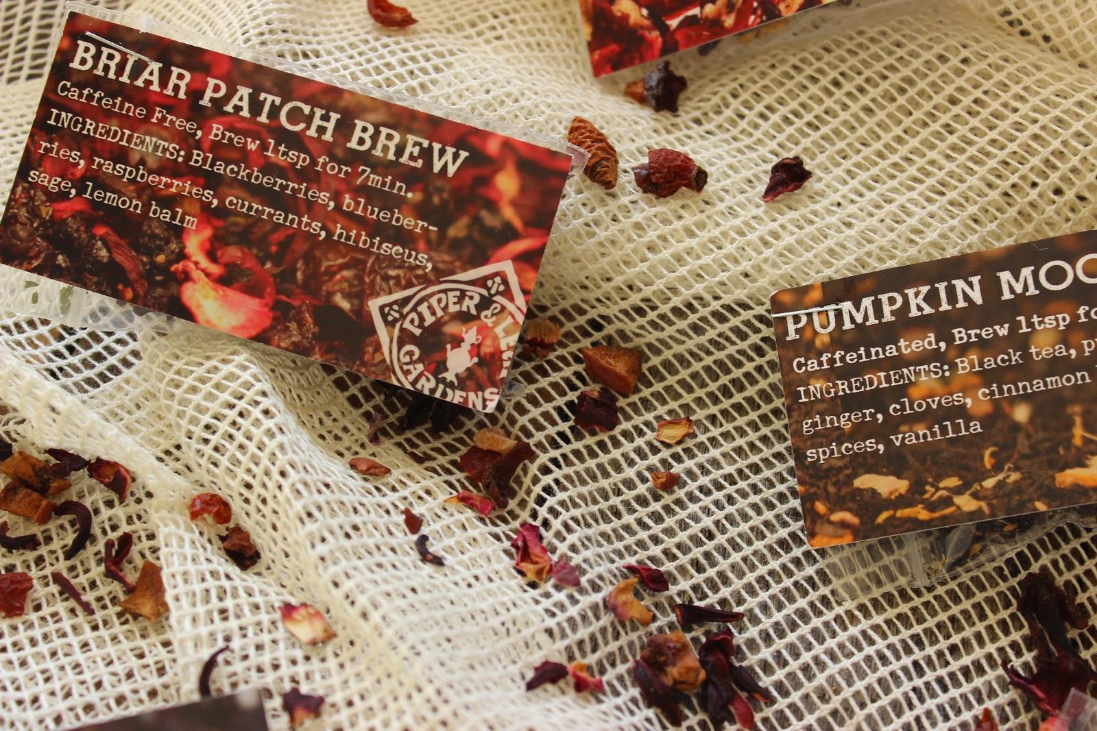 piper & leaf teas