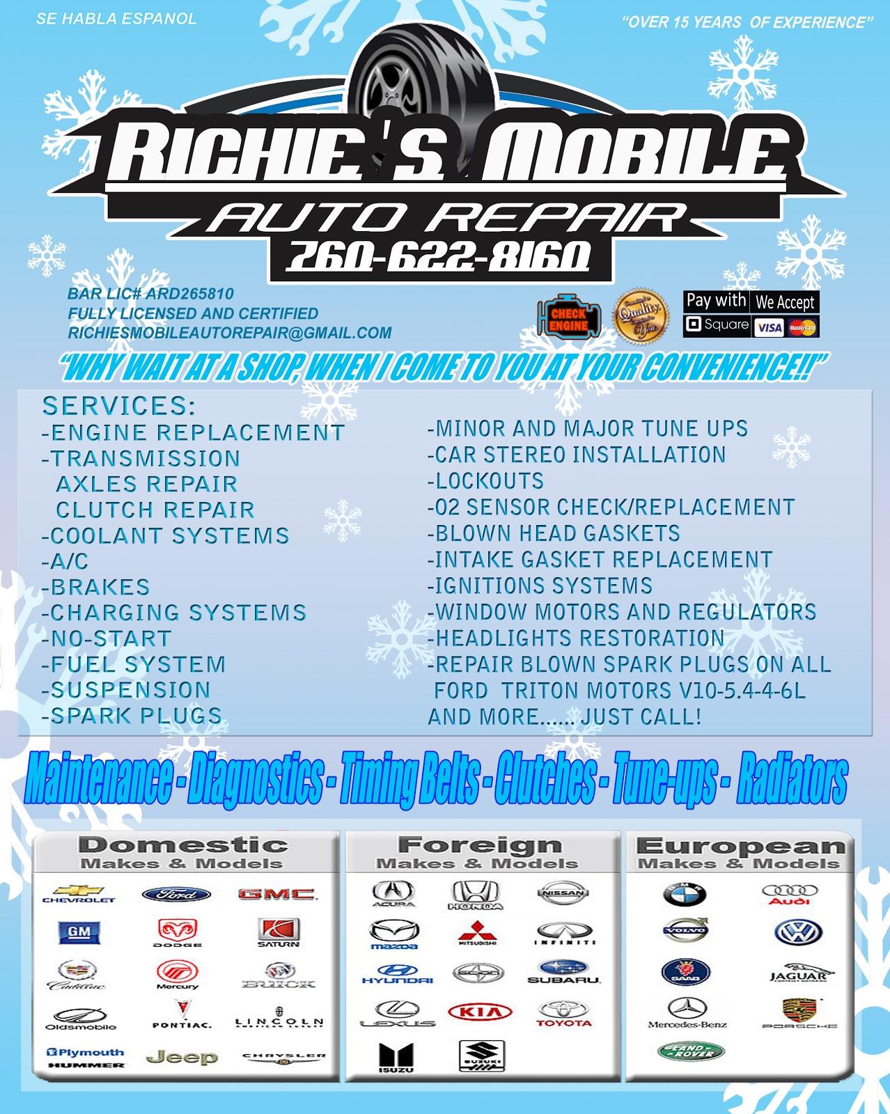 auto repair flyer aildoc productoseb co