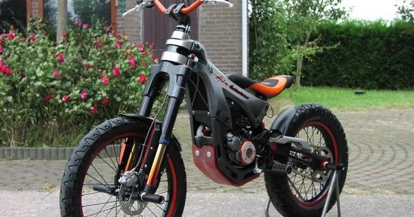 Hd animals yamaha trials bike for Yamaha trials bike