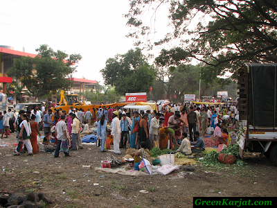 karjat saturday bazaar