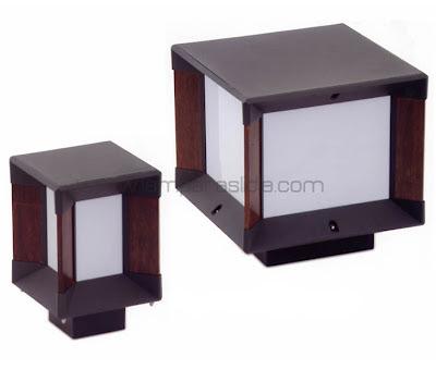 Iluminaci n y l mparas en madrid iluminacion exterior y for Faroles de iluminacion exterior