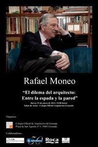 Conferencia Rafael Moneo (Granada 31.01.2013)