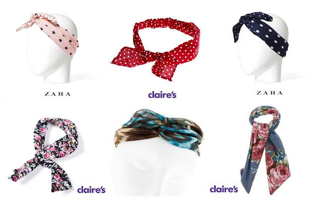 Turbantes Zara Claires