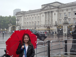Rebecca in London
