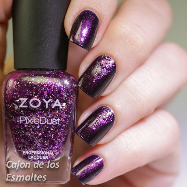 Chanel Taboo + Zoya Thea