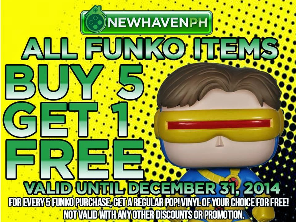 FUNKO PROMO from NEWHAVENPH