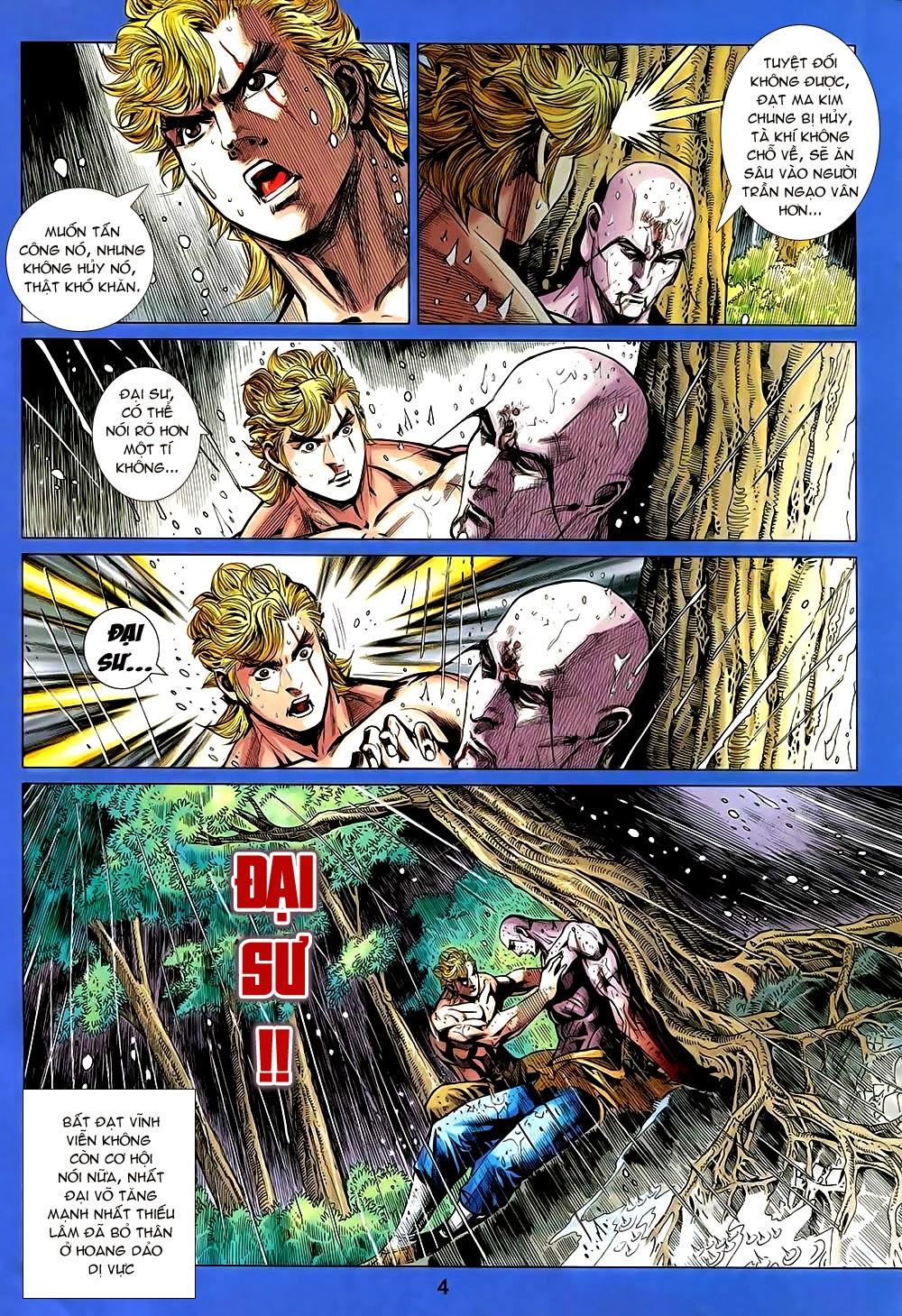 Thạch Hắc Long Truyện Chap 90 - Trang 4