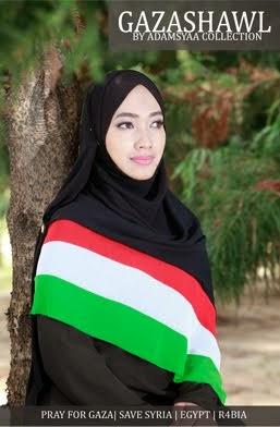 GAZA SHAWL