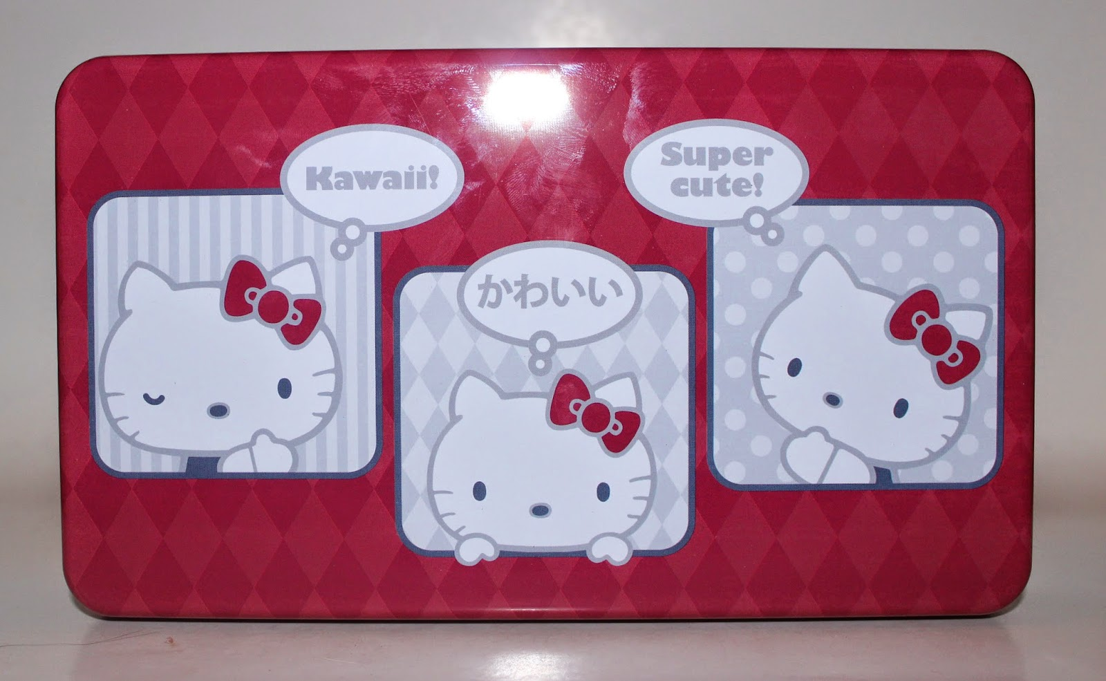 Hello Kitty Kawaii Nail Set