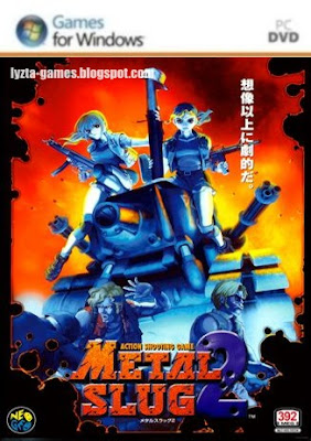 Metal Slug 2 PC Cover