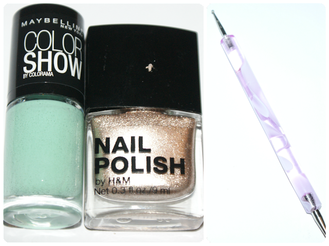 Maybelline Color Show Green with Envy, H&M Wawawoom