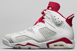 Air Jordan VI - Victory validates the warrior´s dedication.
