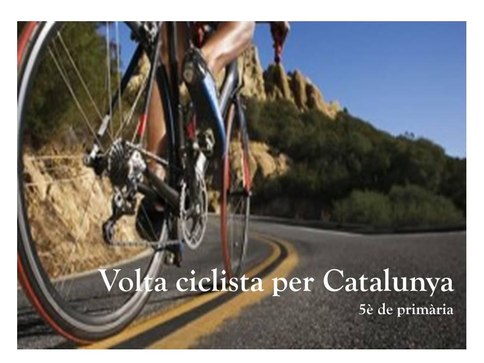 Volta ciclista per Catalunya