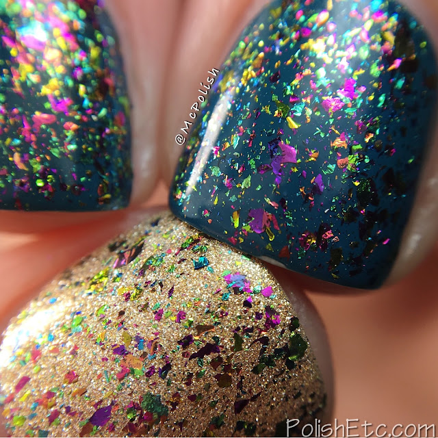 Glitter Daze - Flora Noxia Collection - McPolish - Fleur Fatale