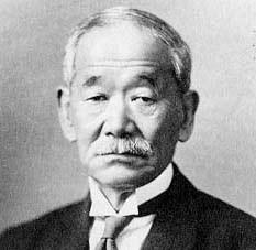Jigoro Kano criador do Judo