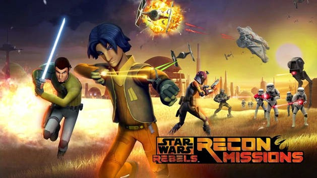 Star Wars Rebels: Recon v1.0.1 [Link Direto]