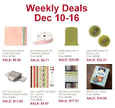 Weekly Deal Sale & Thursdays
