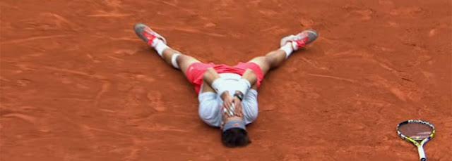 Nadal se impuso por octava vez en el abierto de París