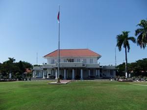 Gedung Grahadi Jawa Timur