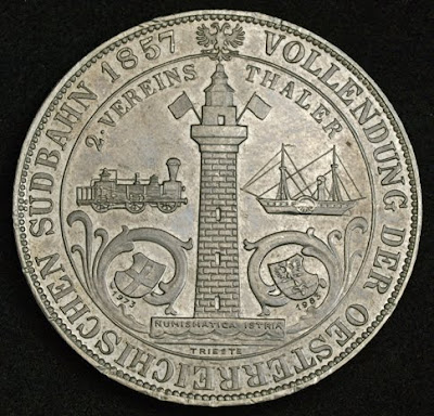 Austria Commemorative Coin Railway buy sell