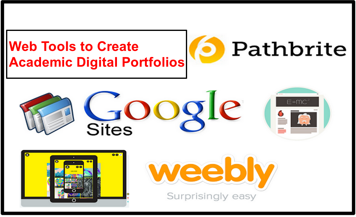 5 Terrific Web Tools to Create Academic Digital Portfolios         ~          Educational Technology and Mobile Learning