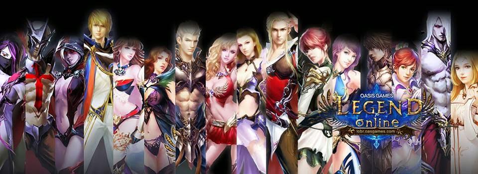 Warrior's Legend Online