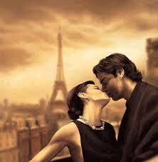 Como dar besos de Amor