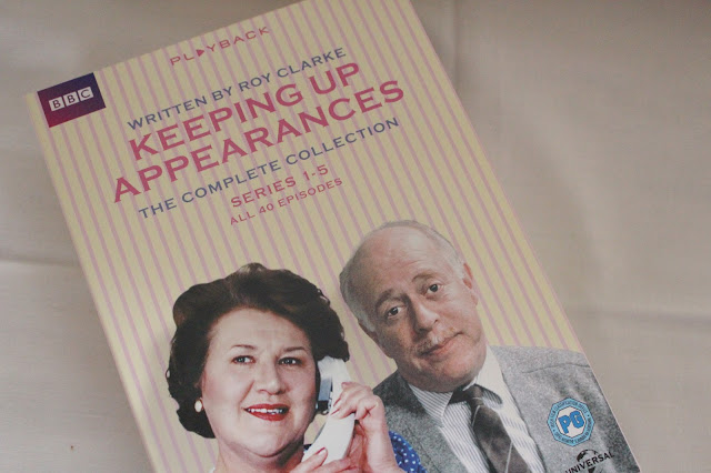 Keeping up appearances box set