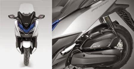 gambar skutik Honda terbaru