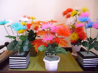 Cara membuat bunga cantik dari sedotan