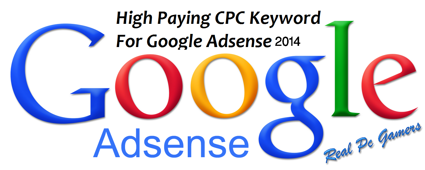 Adsense top paying keywords