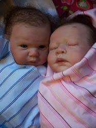 Customs Babies Max & Maci