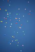 Härligt ballongsläpp