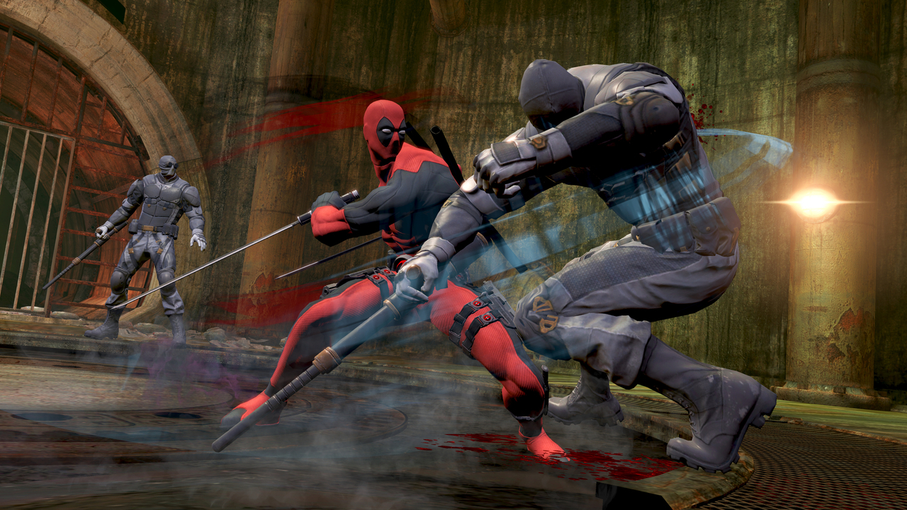 DEADPOOL Fully PC Game Download