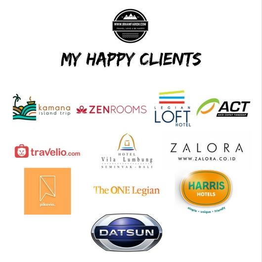 My Happy Client