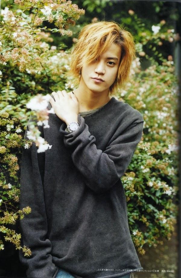 Asian Fixation Monday Cutie Shun Oguri 小栗旬