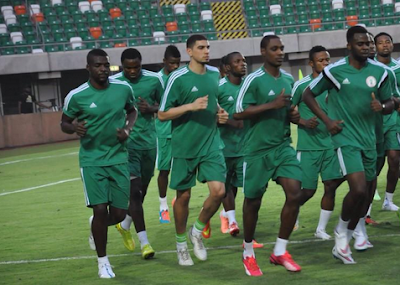 NEWS : Nigeria end 2015 in 66th place in FIFA World Ranking.