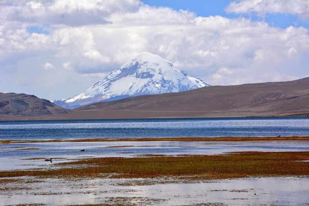Lake Chungará