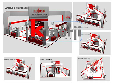 design booth fujitsu