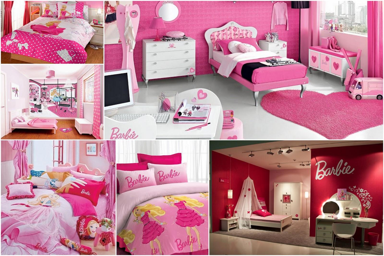 barbie bedroom ideas