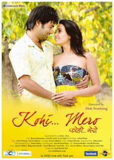 Kohi Mero Poster