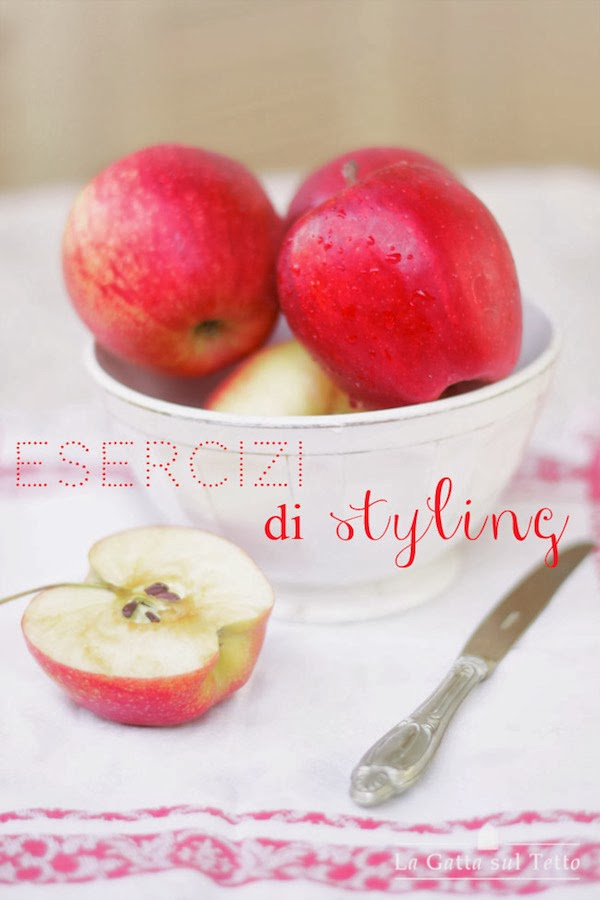 Styling exercises: apples